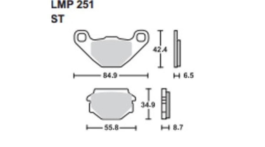 P TRAVAO AP RACING 1130SC