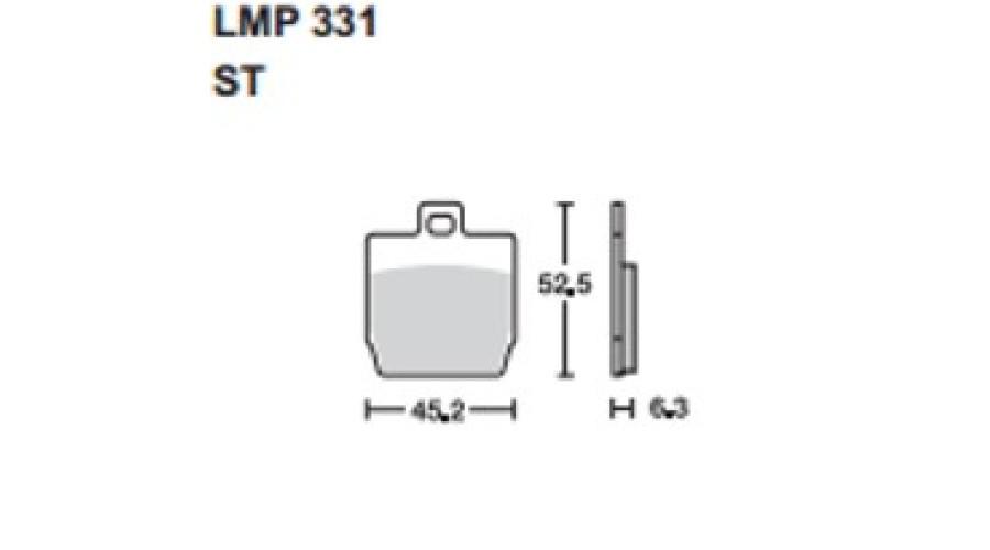 P TRAVAO AP RACING 1163SC