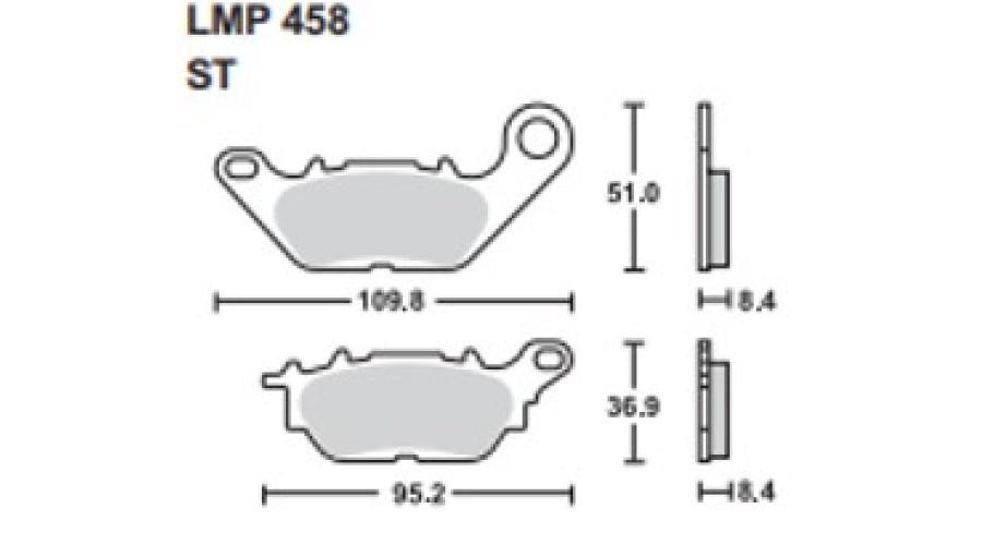 P TRAVAO AP RACING 1202SC