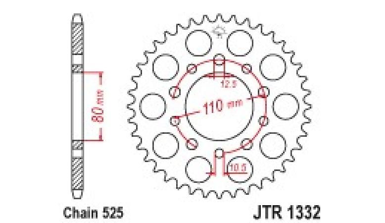 CREMALHEIRA 1332-45 ESJOT
