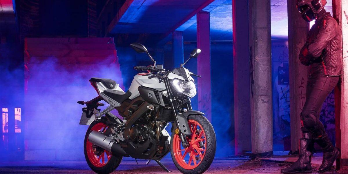 Motos até 125cc